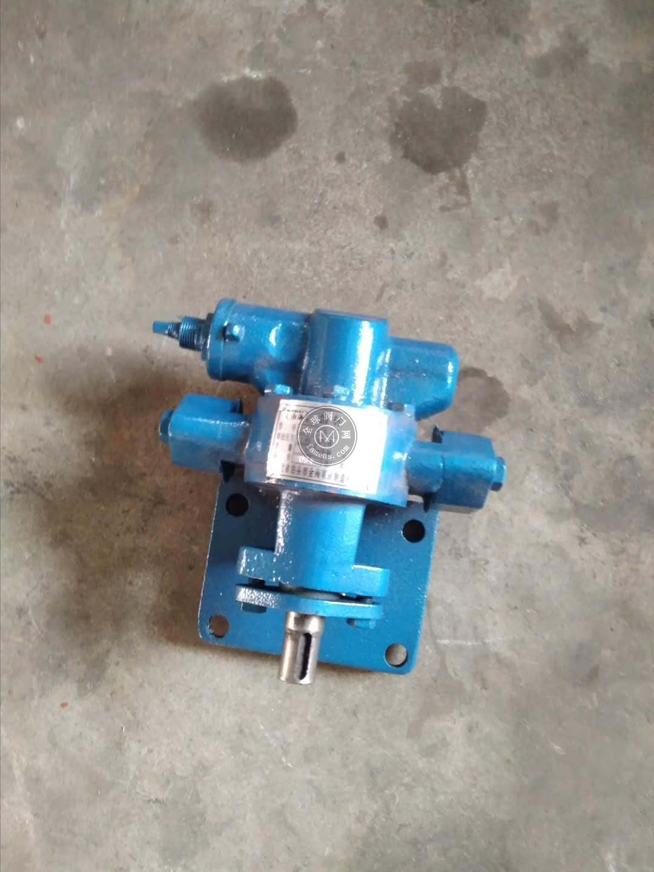 泊海KCB18.3小流量鑄鐵:齒輪泵