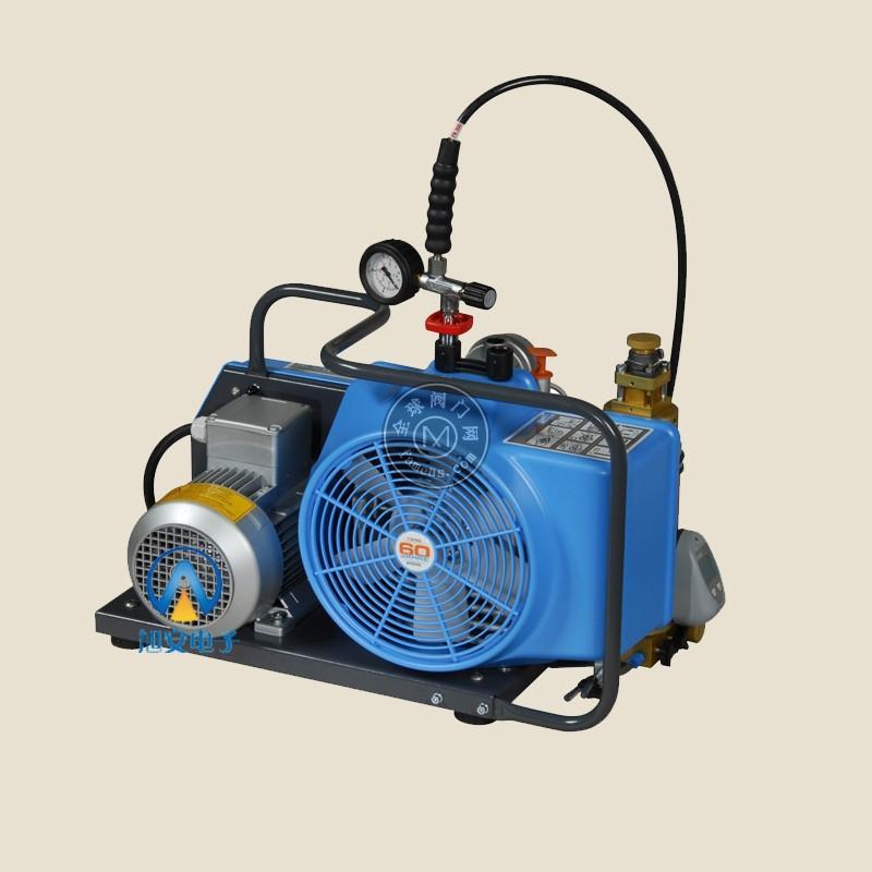 进口BAUER品牌JUNIOR II智能型空气压缩机