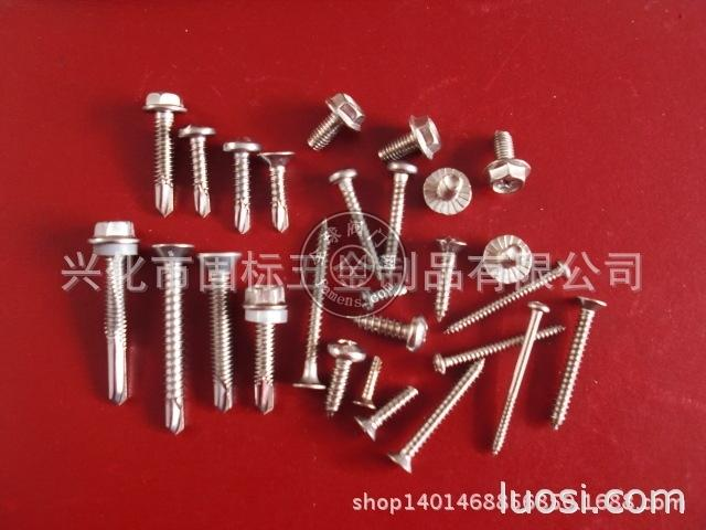 不銹鋼十字槽自攻螺釘 非標定做
