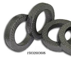 石墨碳纤维盘根,石墨碳纤维盘根密封填料环