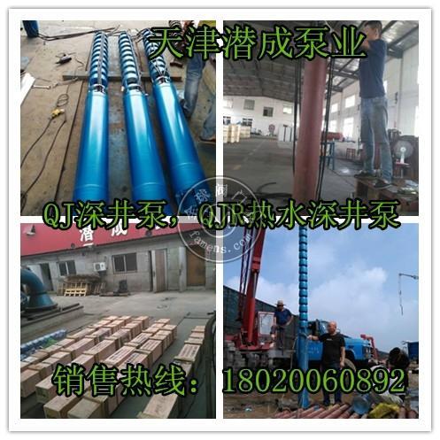 天津高品质55KW深井泵价格-天津潜成泵业行业领先的企业