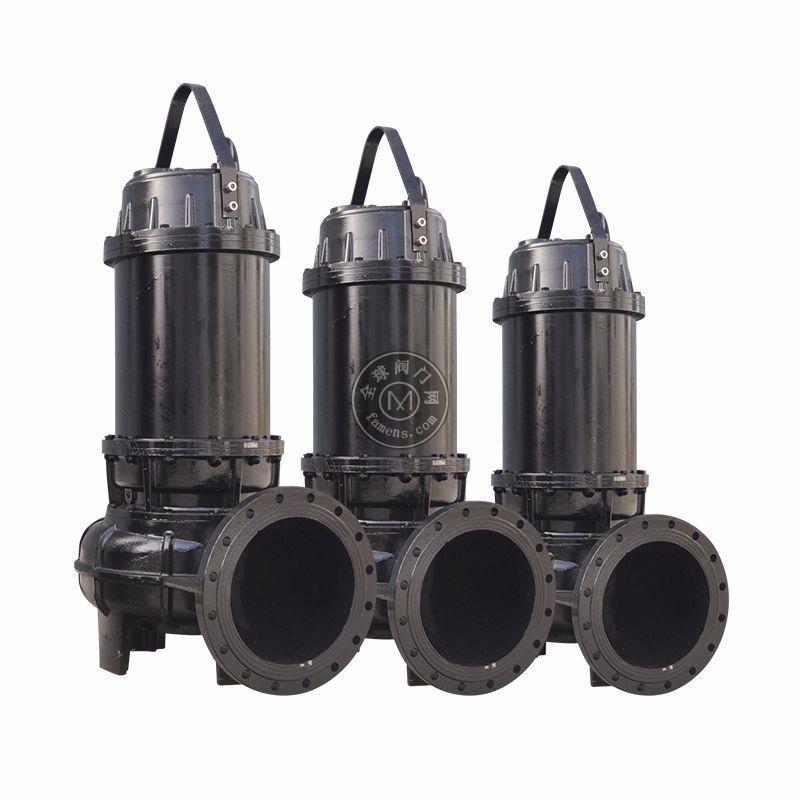 切割式污水泵_切割式污水泵型号_切割式污水泵价格