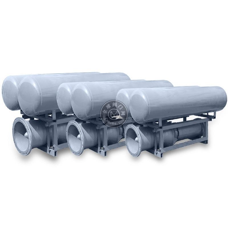 浮筒式潛水軸流泵_北方浮筒式潛水軸流泵生產廠家_優質