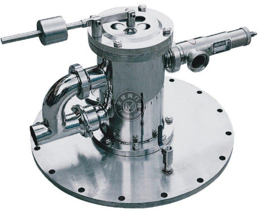 罐顶组件GAZ-3D型