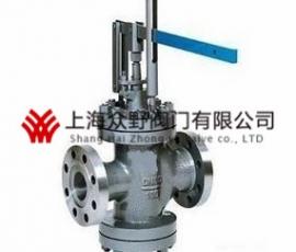 Y45H杠桿式蒸汽減壓閥
