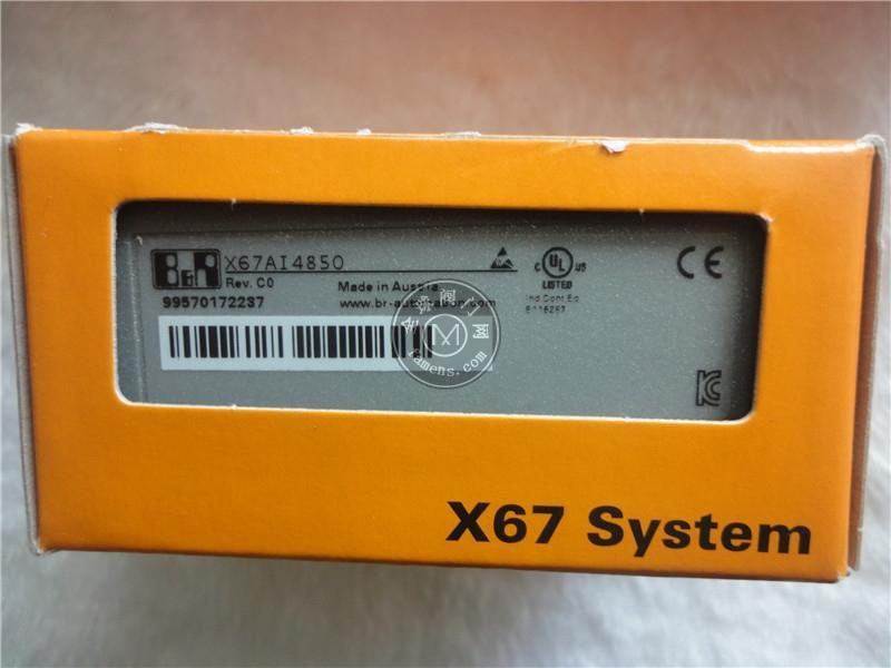 贝加莱X67数字量混合模块X67DM9331.L12