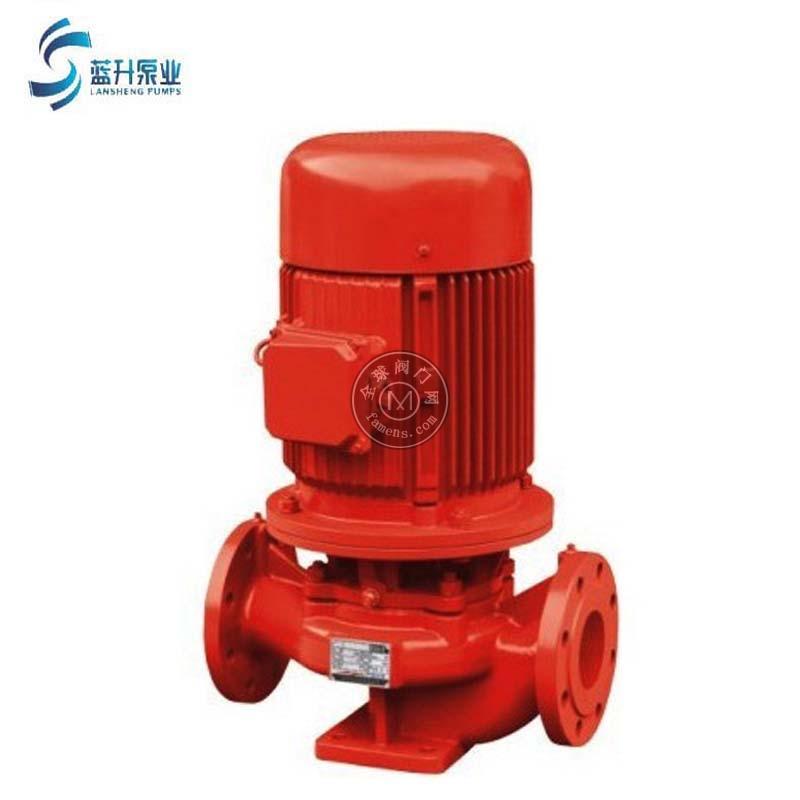 山东济南XBD立式单级消防泵3C消防栓泵喷淋泵