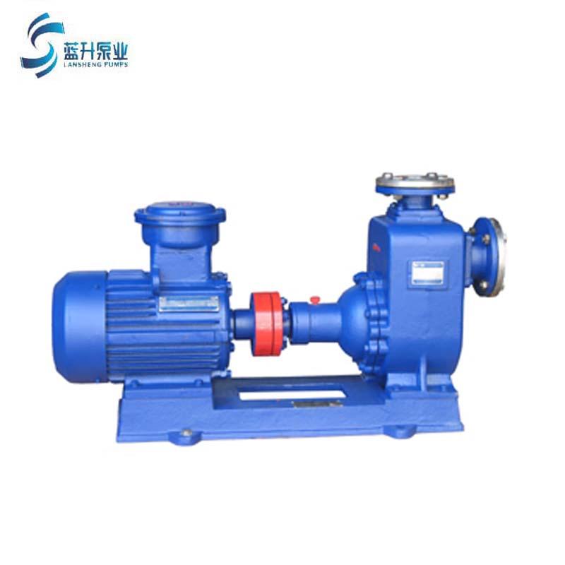 山东济南ZX系列自吸泵规格齐全厂家供应单级单吸离心泵