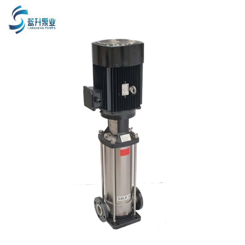 山东济南CDL不锈钢多级泵立式管道泵