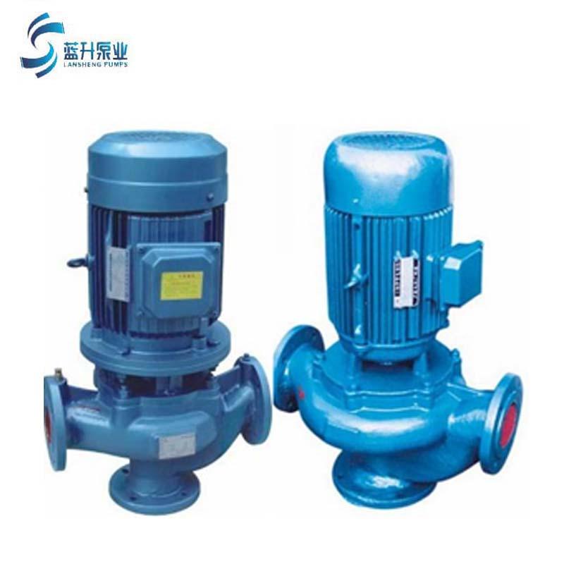 供應山東濟南GW立式管道排污泵