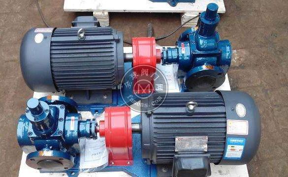 ZYB增压燃油泵 ,ZYB型硬齿面渣油泵