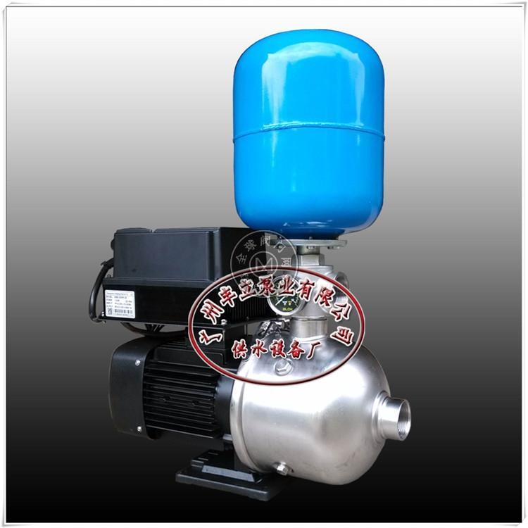 广州JWS-BL卧式变频自动增压泵/全自动变频泵