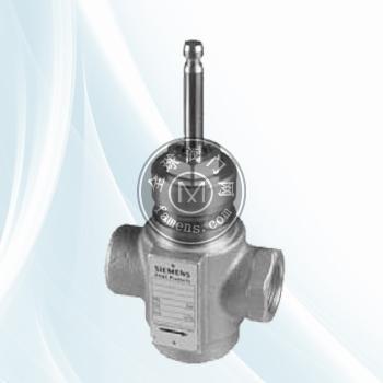 西门子电控调节阀VVI41.40-25