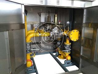哈尔滨燃气区域式调压器润丰厂家提供