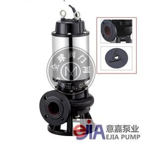 150JYWQ自動攪勻潛水排污泵