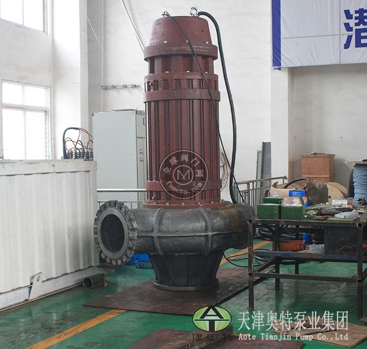 耦合式大流量螺旋離心泵