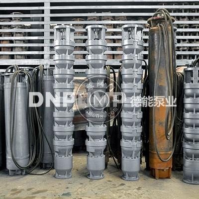 供應天津德能泵業大型工業礦山礦用潛水泵的突出作用