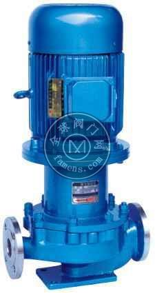 山东济南ISG立式单级管道离心泵现货