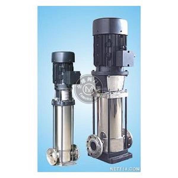 恩達泵業JGGC-N12.5-150不銹鋼泵