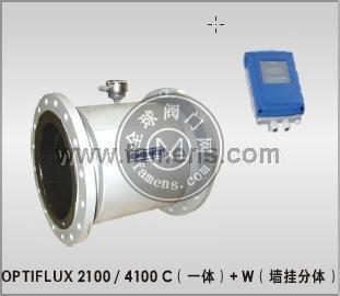 科隆電磁流量計OPTIFLUX2100C