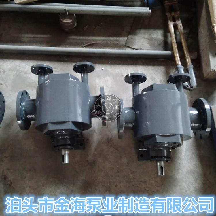 WQCB沥青泵润滑油泵高温泵乳化沥青泵路面沥青泵泊头金海泵业直销