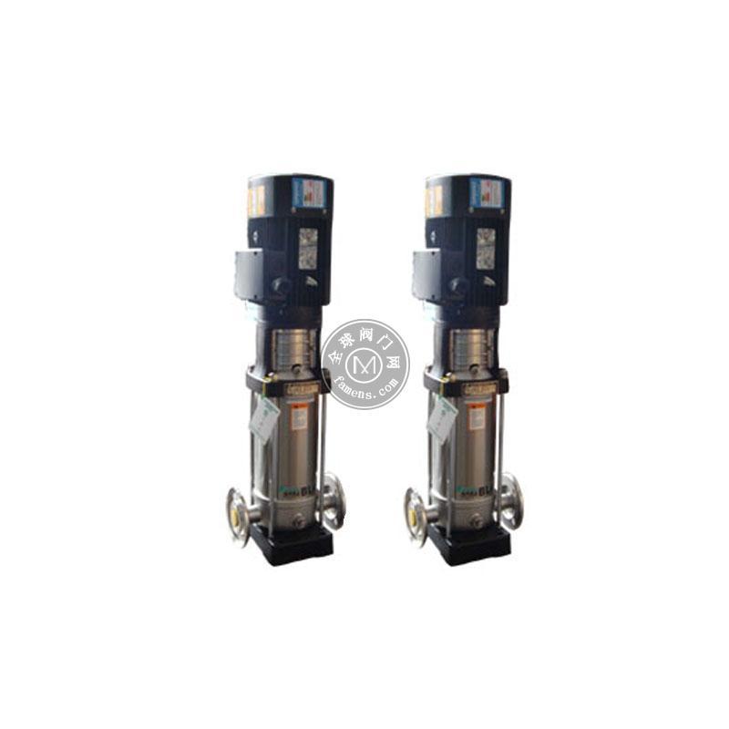BL8-10新界多级不锈钢供水泵