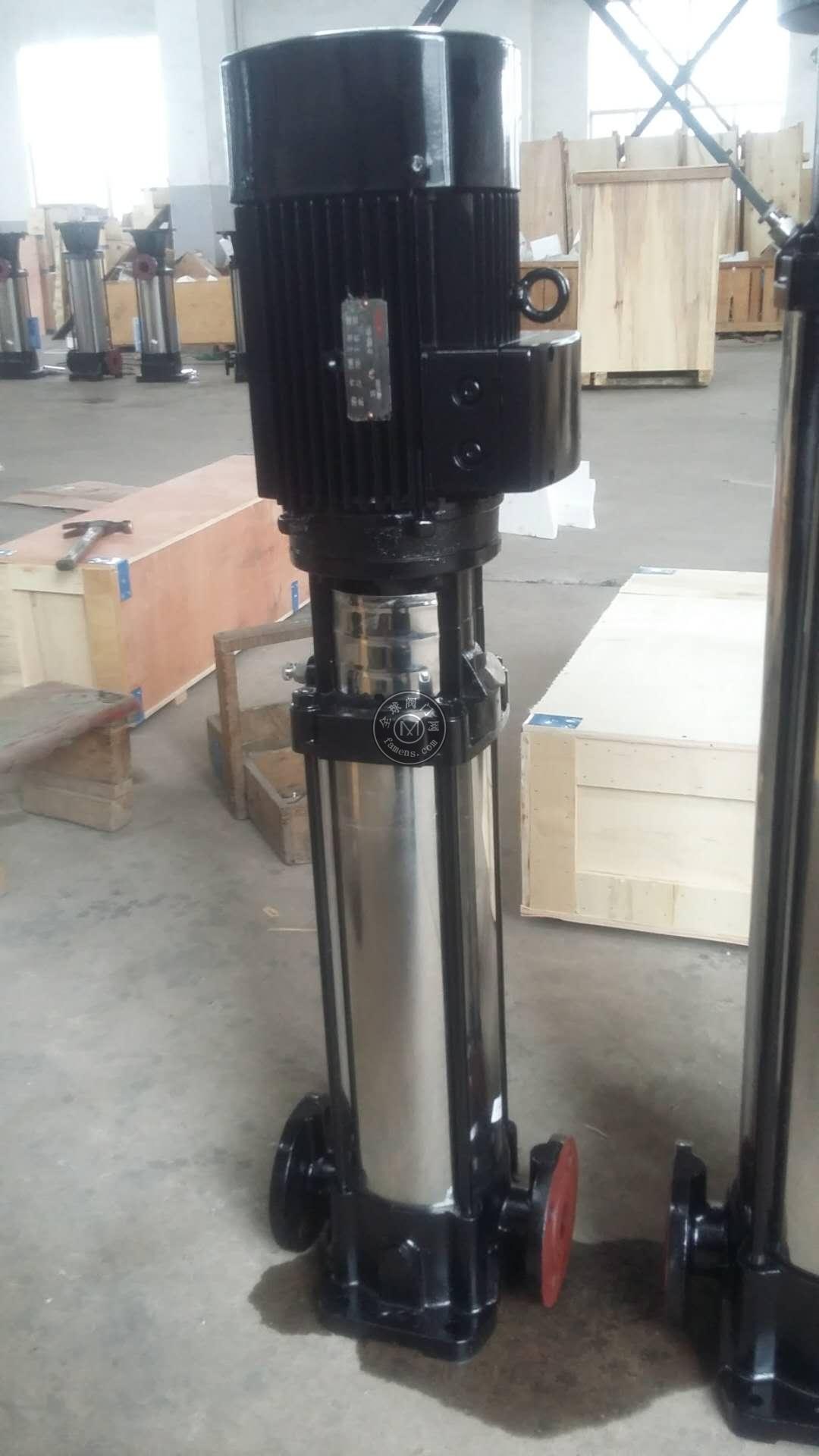 恩達泵業JGGC4.8-150多級不銹鋼泵