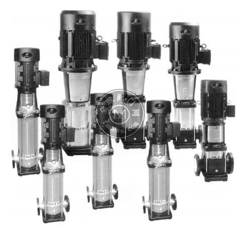 南方CDL/CDLF轻型立式多级离心泵