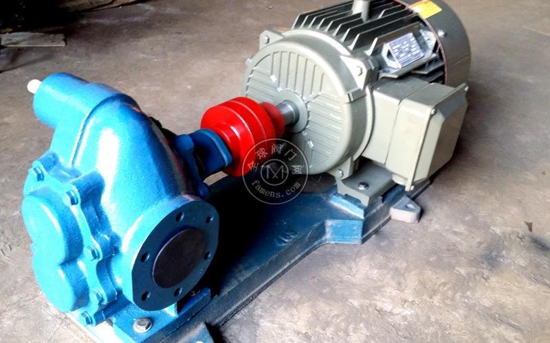 KCB-200齿轮油泵,大流量抽油泵,吸力大通畅稳定