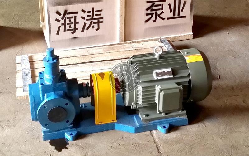 YCB系列圆弧齿○轮泵