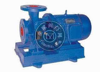 GJW臥式管道泵