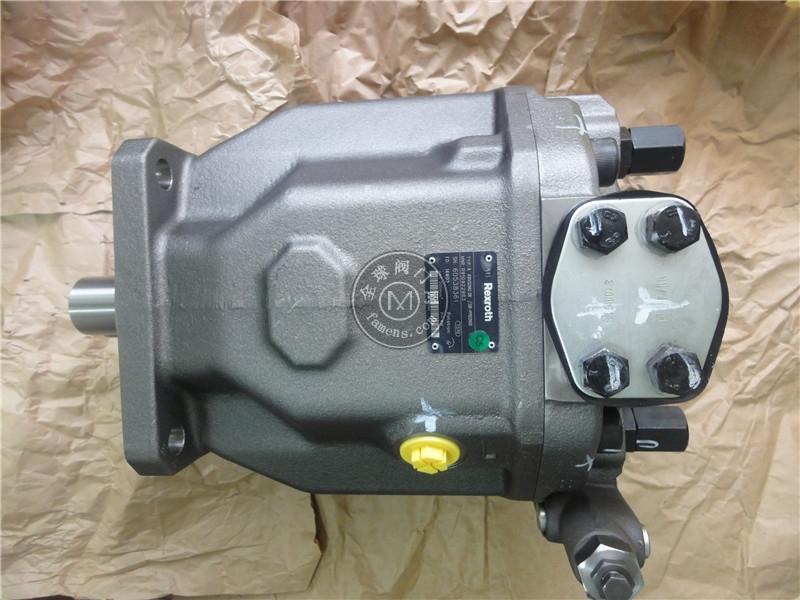 力士乐REXROTH径向柱塞泵PR4-3X/2.50-700RA01M0