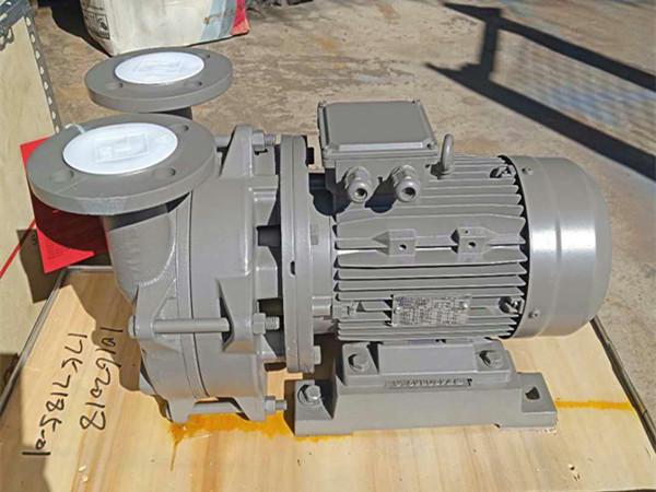 SIHI真空泵LEMC90AZ  代理希赫泵  2.2KW 不锈钢叶轮 成套厂家