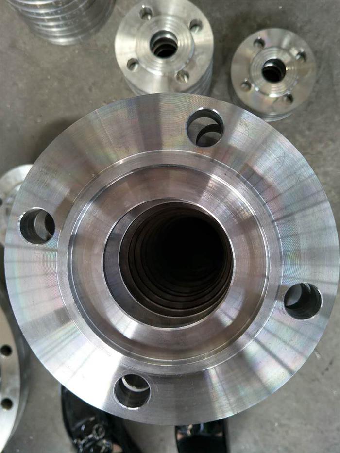 0Cr17Ni14Mo2板式平焊法兰坤航不锈钢实力制造厂家