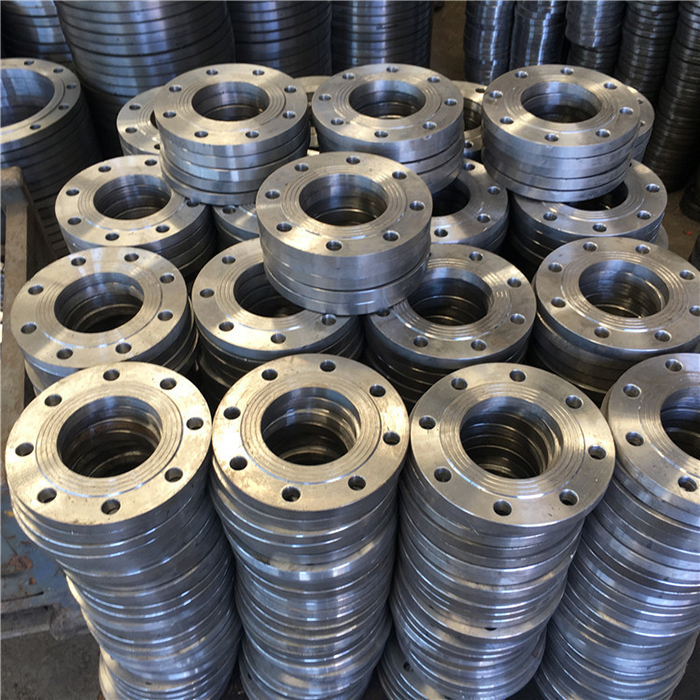 0Cr18Ni9板式平焊法兰坤航提供各种异型加工