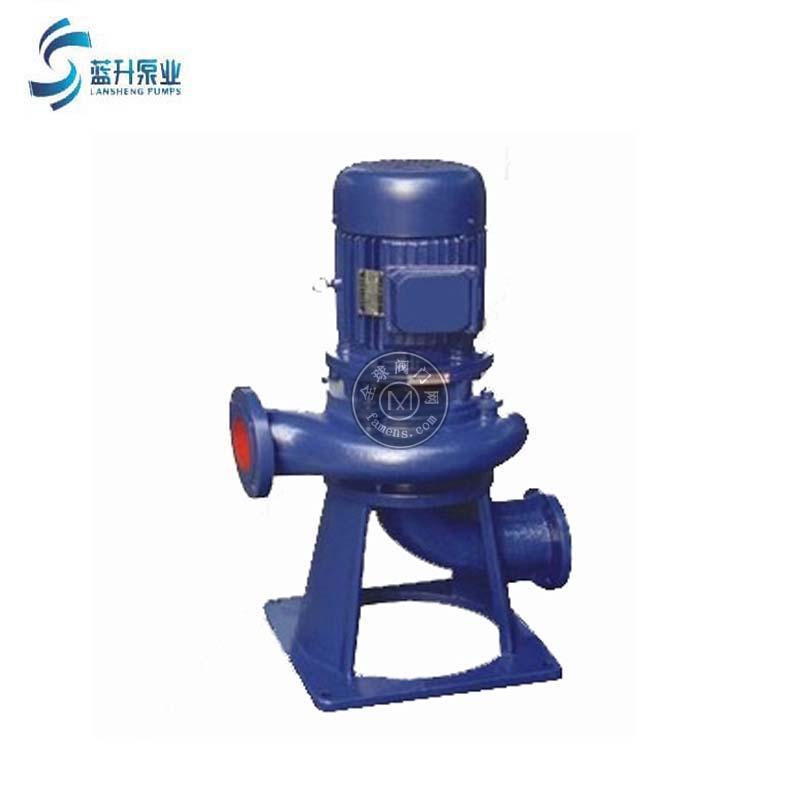 山東LW型立式排污泵無堵塞污水泵