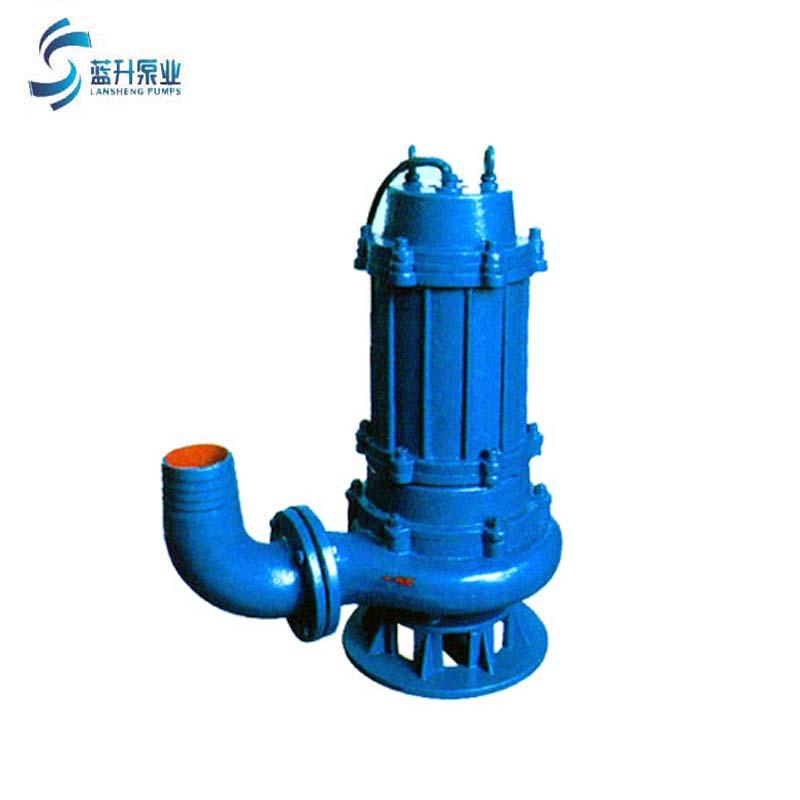 山东厂家直销WQ无堵塞潜水排污泵80WQ65-20-5.5