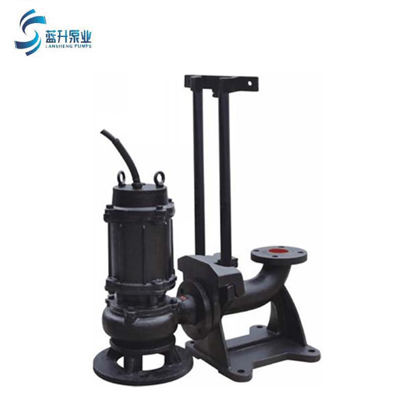 山东济南WQ固定式潜污泵耦合潜水排污泵