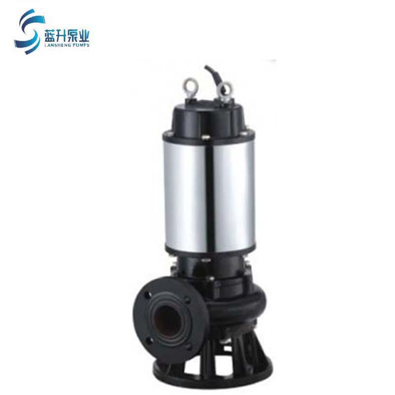 山东济南JYWQ搅匀式潜污泵防爆污水泵