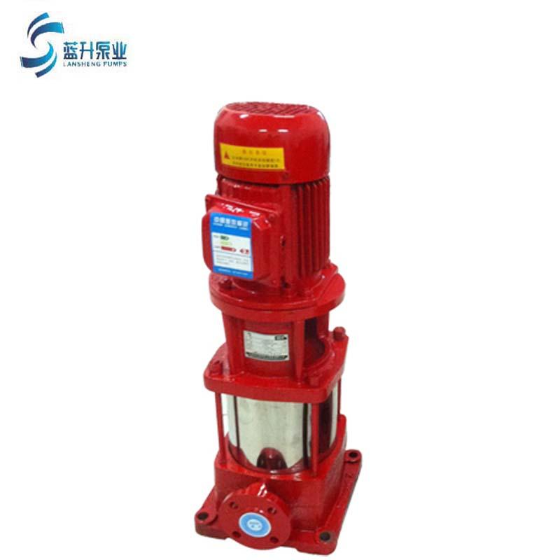 山東濟南XBD多級立式消防泵噴淋泵廠家現貨