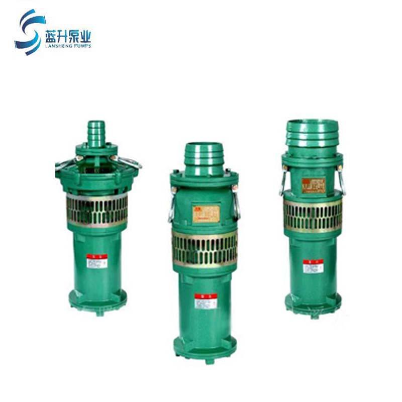 山东青岛QS充水式潜水深井泵喷泉泵专卖