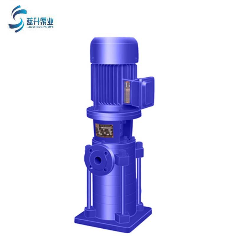 山東濟南LG多級離心泵增壓給水泵