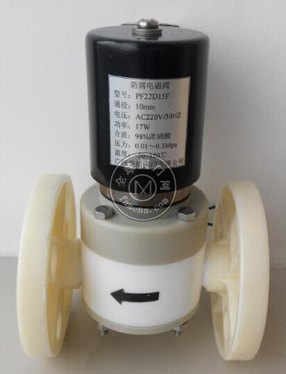 PTFE防腐电磁阀