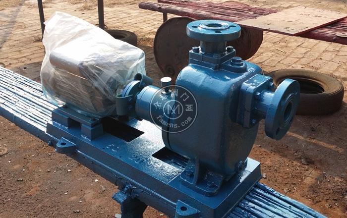 CYZ型自吸式离心油泵,船用自吸离心油泵