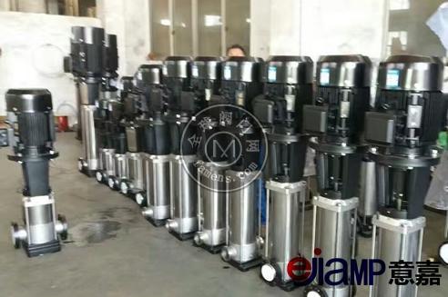 CDLF8-8輕型不銹鋼多級離心泵