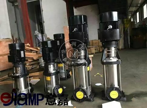 不銹鋼多級離心泵選型參數