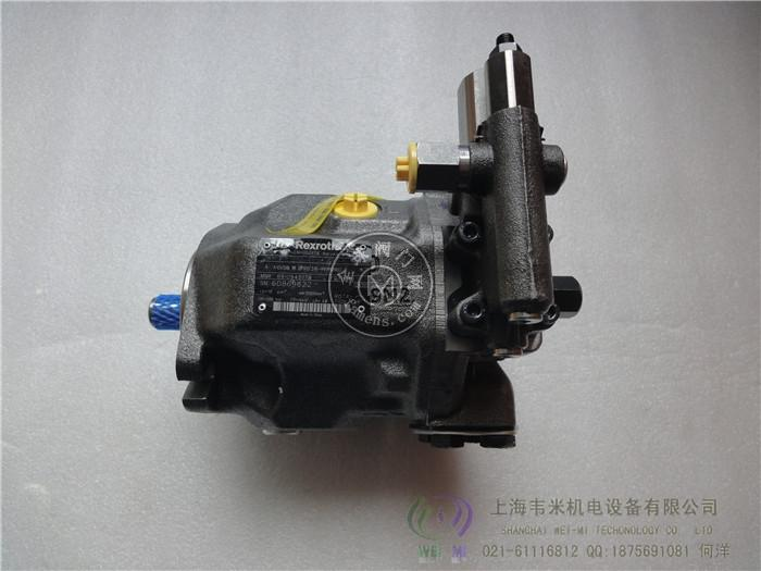 力士樂行走機械柱塞泵A4VG90HD1DT1/32R-NAF02F011D-K