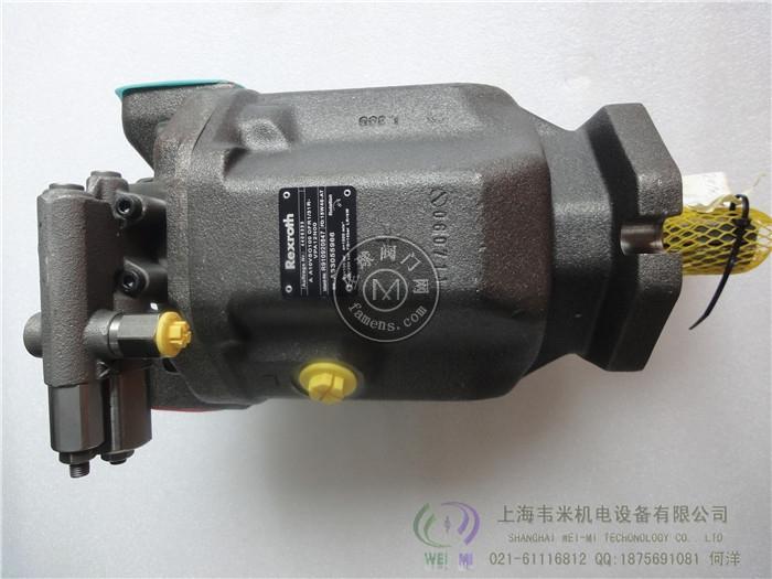 力士樂工程機械泵A4VG90HWDL1/32R-NAF02F071D-S