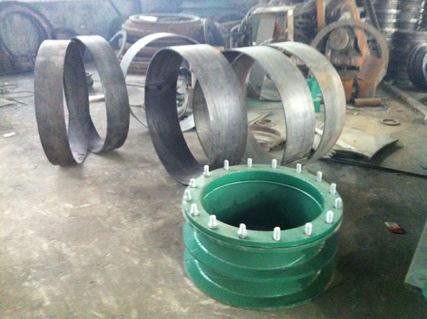 抚顺消防水池用DNDN300柔性防水套管厂家现货供应