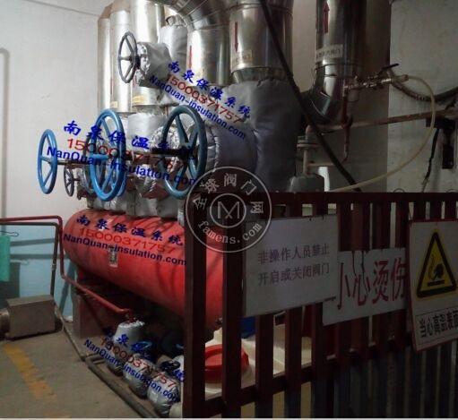 Nansen闸阀防烫保温被上海阀门保温厂家